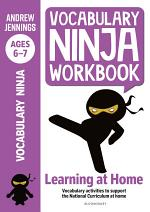 Vocabulary Ninja Workbook for Ages 6-7