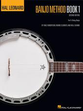 Hal Leonard Banjo Method - Book 1 (Music Instruction): For 5-String Banjo, Edition 2