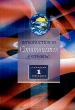Introduction to Communication Course Book 1