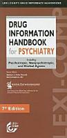 Drug Information Handbook for Psychiatry PDF