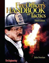 Fire Officer S Handbook Of Tactics Book PDF