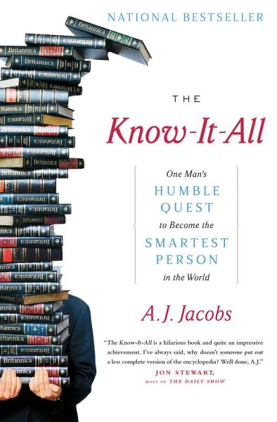 Download The Know It All Book