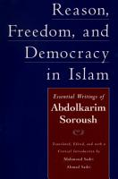 Reason  Freedom  and Democracy in Islam PDF