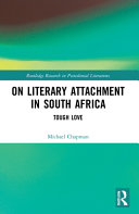On Literary Attachment in South Africa