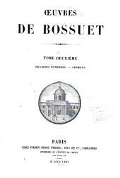 Oeuvres de Bossuet: Volume2
