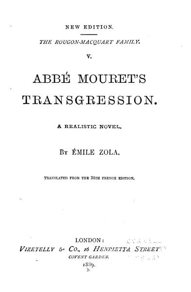 Download Abb   Mouret s Transgression Book
