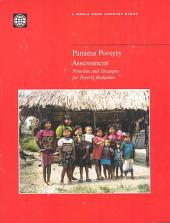 Panama Poverty Assessment: Priorities and Strategies for Poverty Reduction
