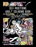 Sex Positions Adult Coloring Book