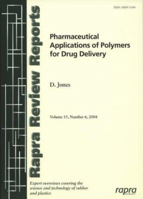 Pharmaceutical Applications of Polymers for Drug Delivery
