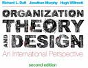 Organization Theory and Design PDF