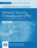 Network Security Firewalls   VPNs Lab Manual