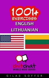 1001+ Exercises English - Lithuanian