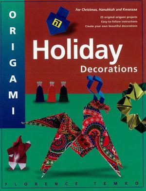 Origami Holiday Decorations PDF