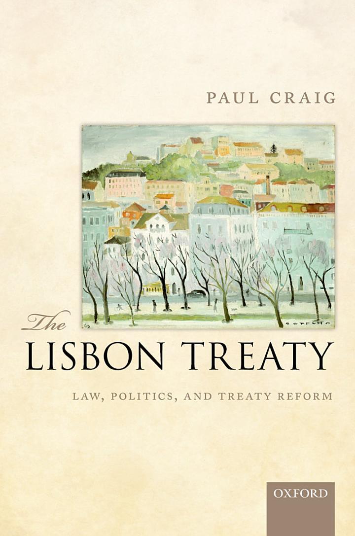 The Lisbon Treaty