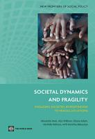 Societal Dynamics and Fragility PDF