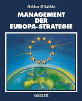 Management der Europa-Strategie