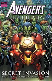Avengers the Initiative Vol. 3: Secret Invasion