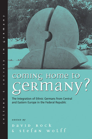 Coming Home to Germany  PDF