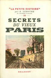 Secrets du vieux Paris