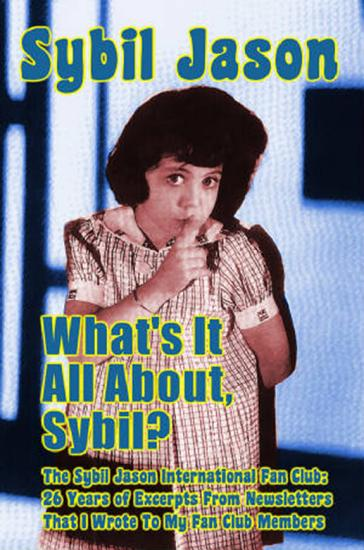 What s It All About  Sybil  PDF
