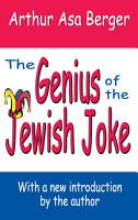 The Genius of the Jewish Joke PDF