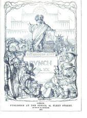 London Charivari: Volumes 20-21