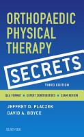 Orthopaedic Physical Therapy Secrets   E Book PDF
