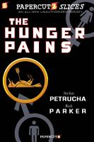 Papercutz Slices  4  The Hunger Pains PDF