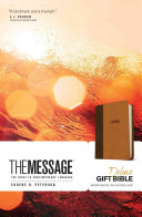 The Message Deluxe Gift Bible PDF