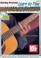 Mel Bay Presents Learn to Play Bottleneck Guitar PDF