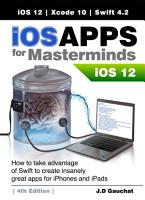 iOS Apps for Masterminds 4th Edition PDF