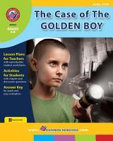 The Case of The Golden Boy  Novel Study  PDF