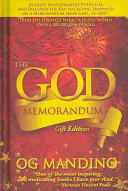 The God Memorandum PDF