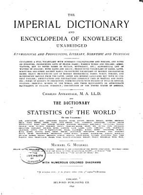 The Imperial Dictionary and Encyclopedia of Knowledge Unabridged PDF