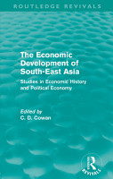 The Economic Development of South East Asia  Routledge Revivals  PDF