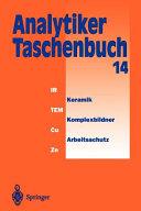 Analytiker Taschenbuch PDF