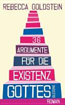 36 Argumente f  r die Existenz Gottes PDF