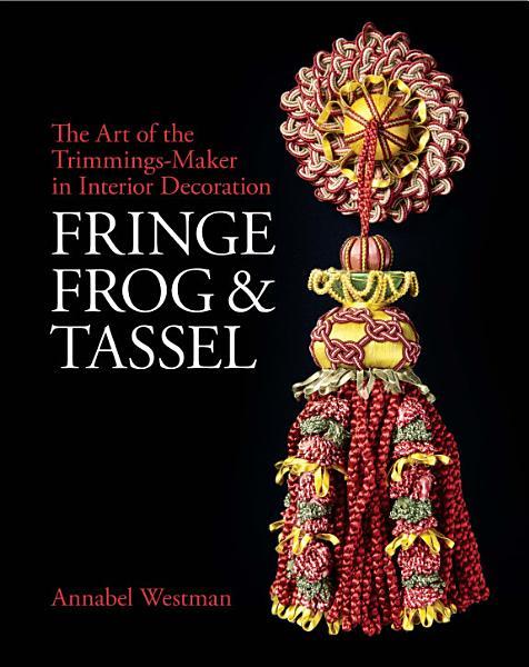 Download Fringe  Frog and Tassel Book