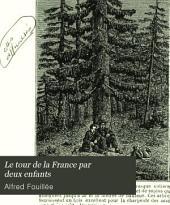 Le tour de la France par deux enfants: devoir et patrie