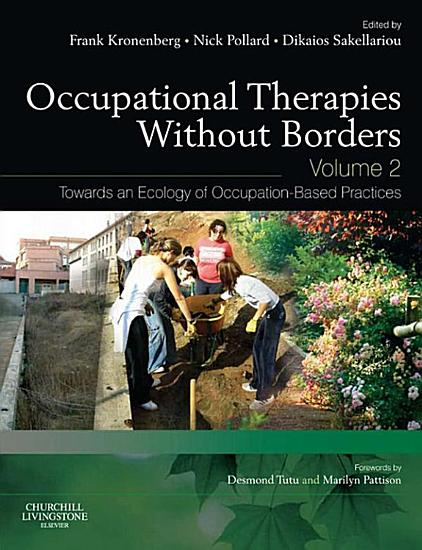 Occupational Therapies without Borders   Volume 2 E Book PDF