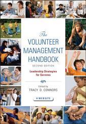 The Volunteer Management Handbook: Leadership Strategies for Success, Edition 2