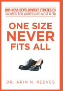 One Size Never Fits All PDF