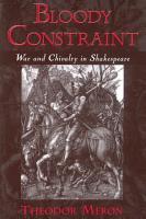 Bloody Constraint PDF