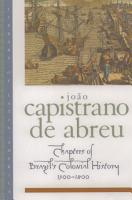 Chapters of Brazil s Colonial History 1500 1800 PDF