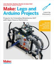 Make  Lego and Arduino Projects PDF