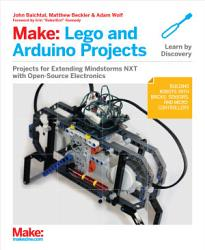 Make Lego And Arduino Projects Book PDF
