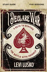I Declare War Study Guide