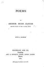 Poems ... With a memoir [by F. T. Palgrave].