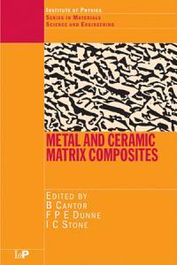Metal and Ceramic Matrix Composites
