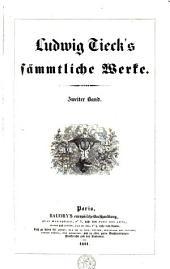 Sämmtliche Werke/Tieck, Ludwig: Volume 2